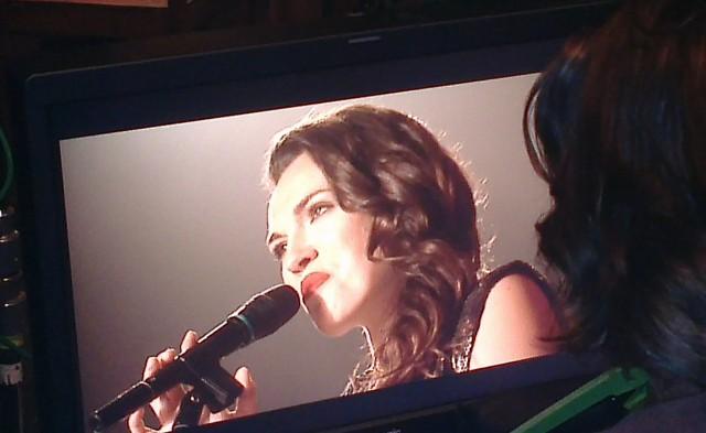 Sheena Tchai in De Overgave.